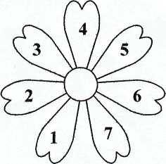 Цветик семицветик картинки для раскраски