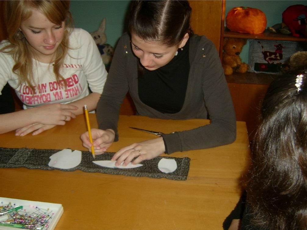 Урок по теме: Ролевая игра на уроках предмета технологии Обслуж