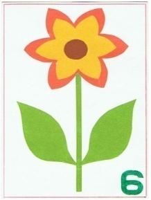 Аппликация открытка конспект урока, марта мужчиной
