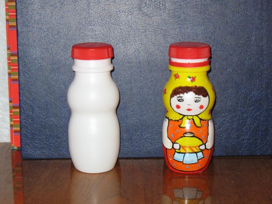 Как сделать матрёшку своими руками из бутылки 26