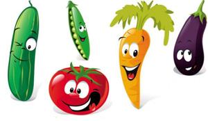 Картинки овощей для винегрета - 96