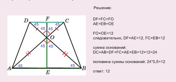 ЕГЭ по математике: задание В4